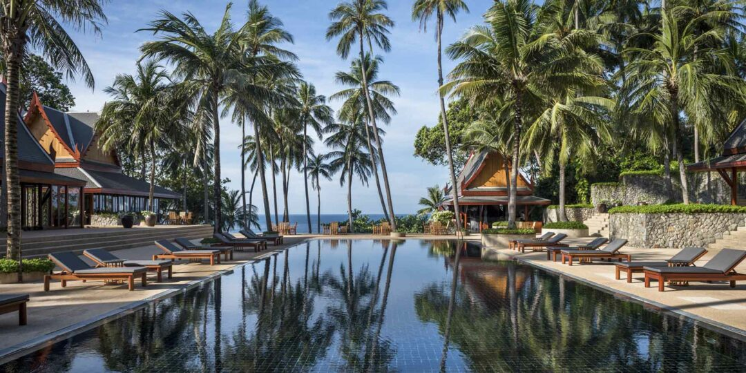 Phuket Luxury Resorts: Our Super Six