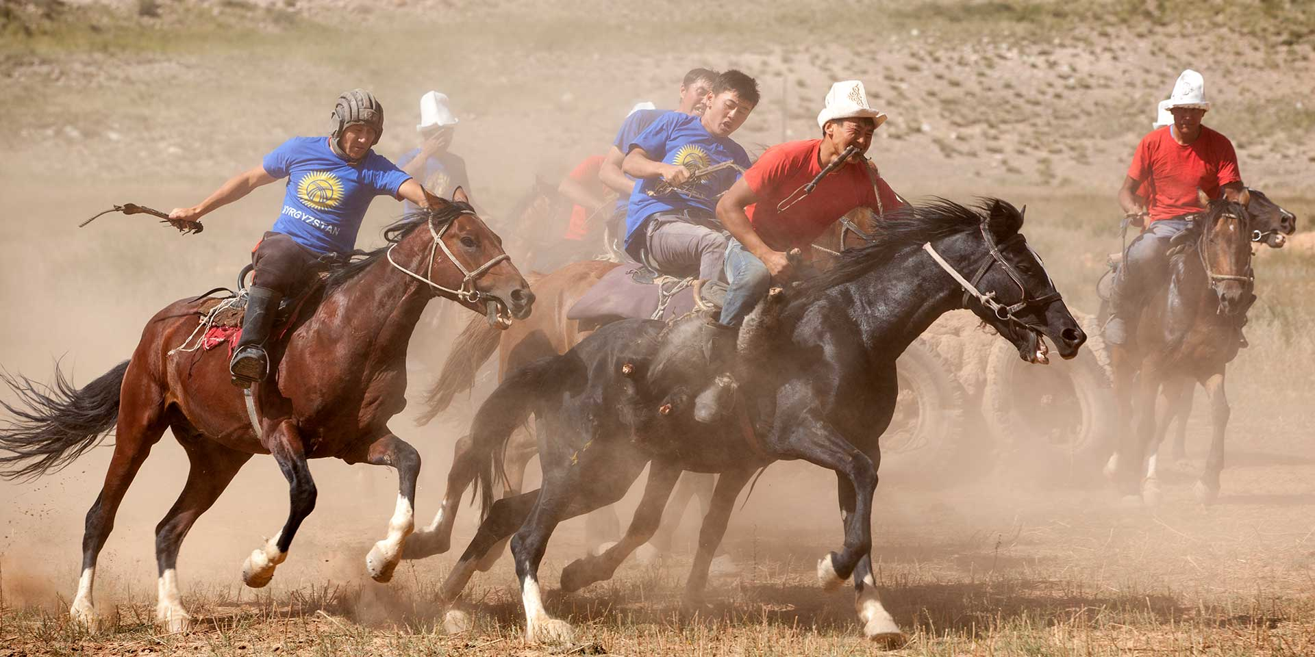The Mane Event: Kyrgyzstan's National Horse Games Festival