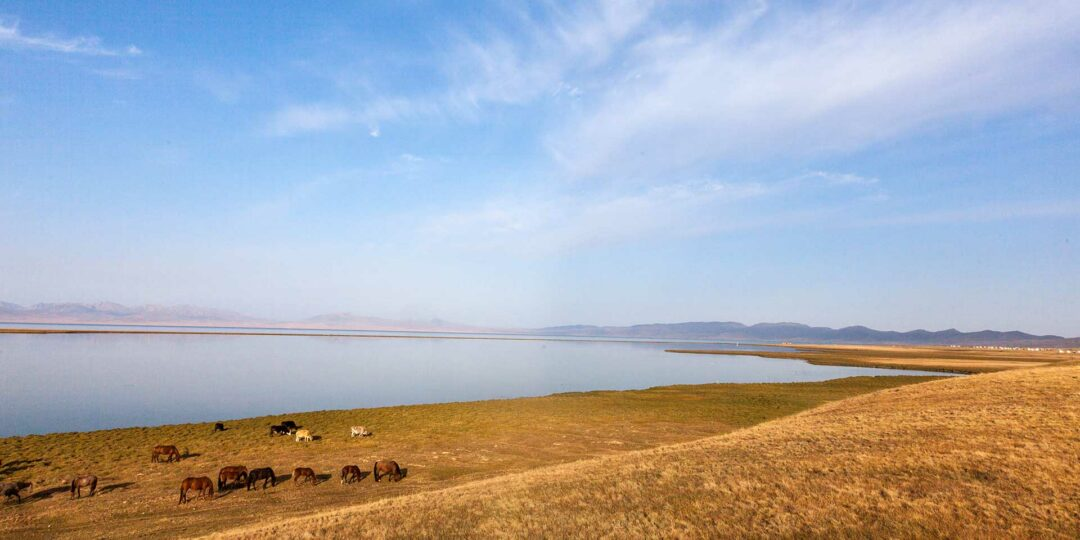 A Night with the Nomads at Song-Kul Lake, Kyrgyzstan