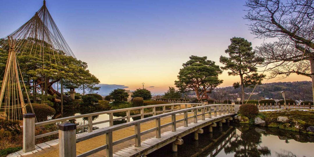 Gardens, Geisha, Gourmets: A Trip to Kanazawa