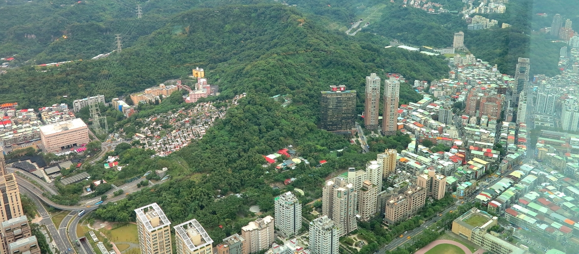Taipei 101: In Search of Taiwan's Roots