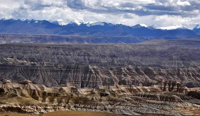 Jaw-dropping Himalayan scenery in Guge, Tibet