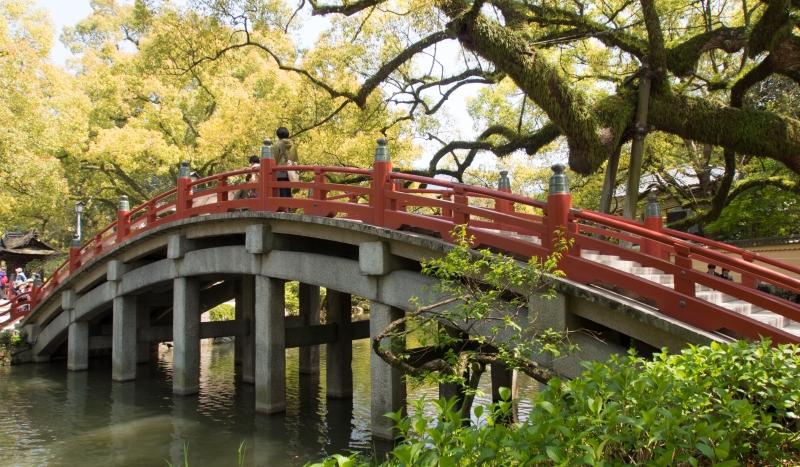 Timeless Japanese views on Kyushu island