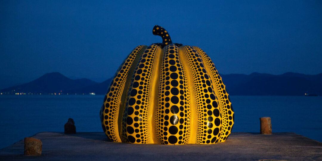 Japan's Astonishing Art Island:  Naoshima & Benesse House