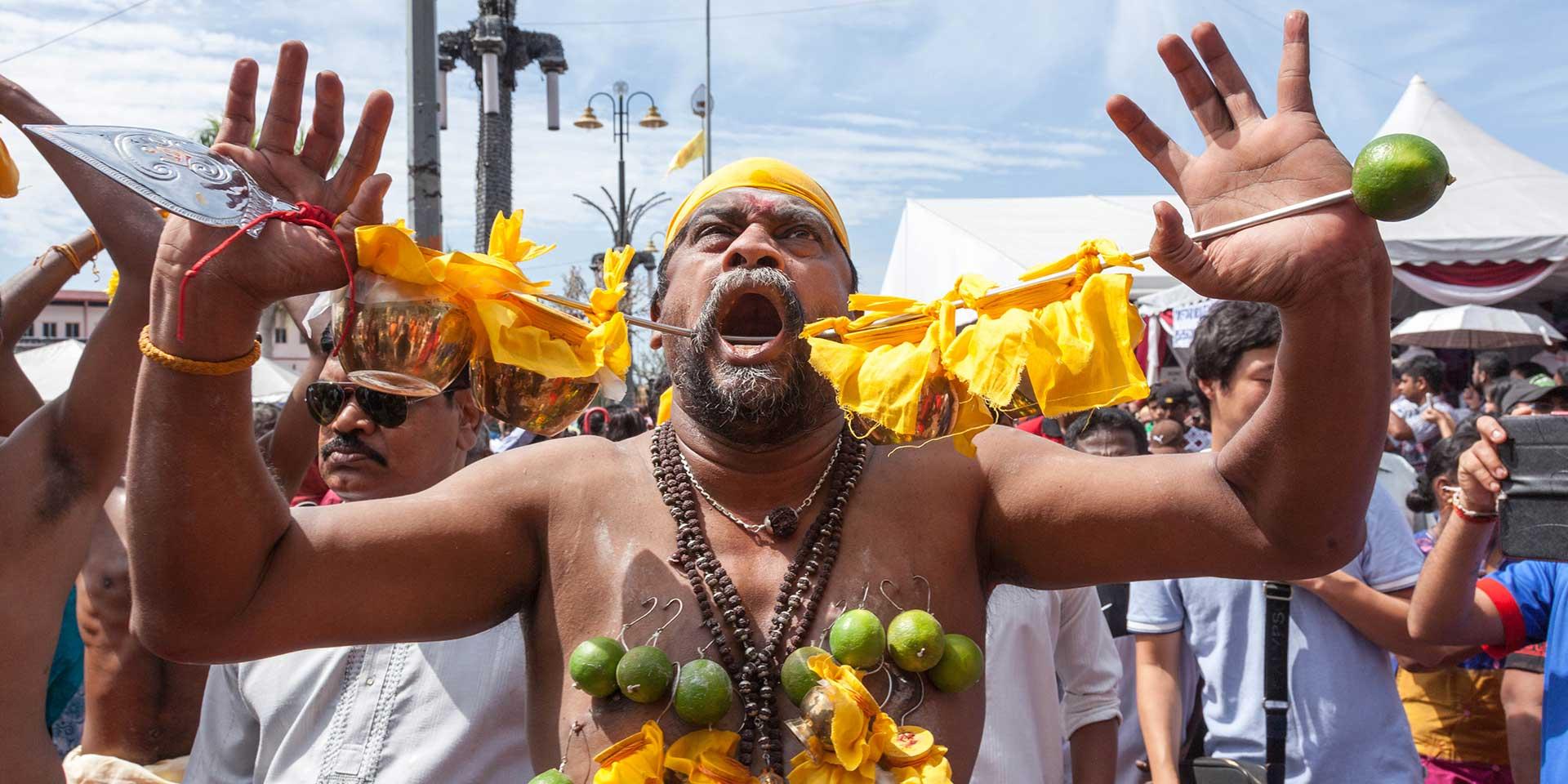 Good vs Evil: Malaysia's Thaipusam Festival