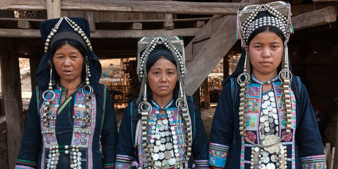 Face to Face with the Tribes of Phongsali
