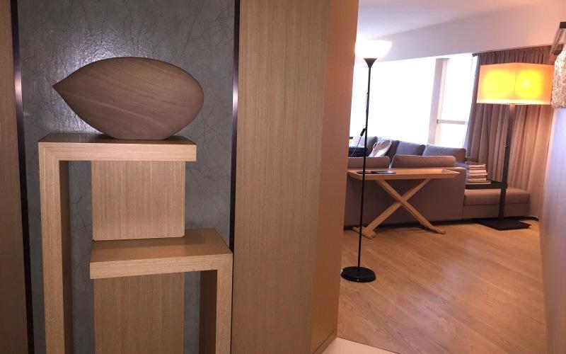 Suite Entryway