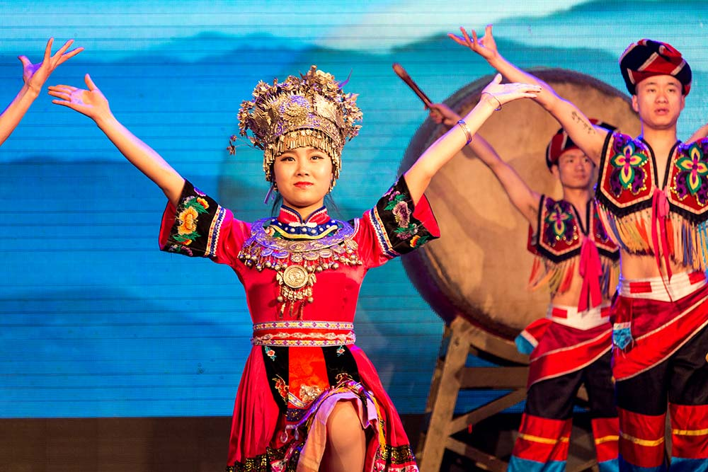 Changshai Cultural Show