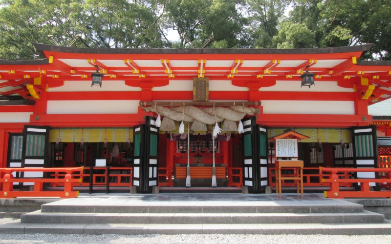 Hayatama Shrine