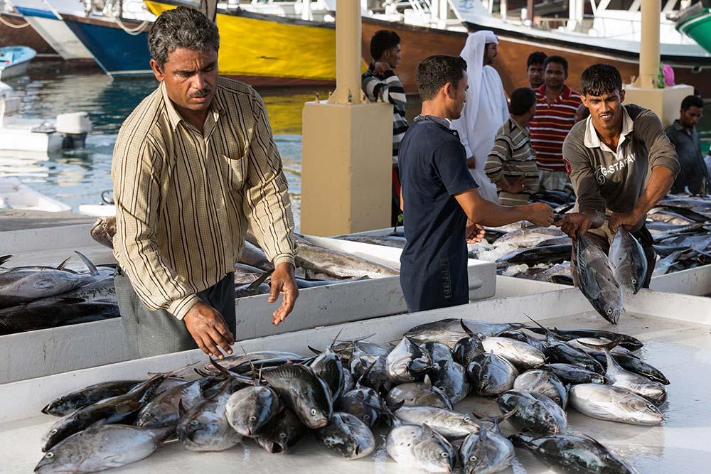 Daba Market, Oman