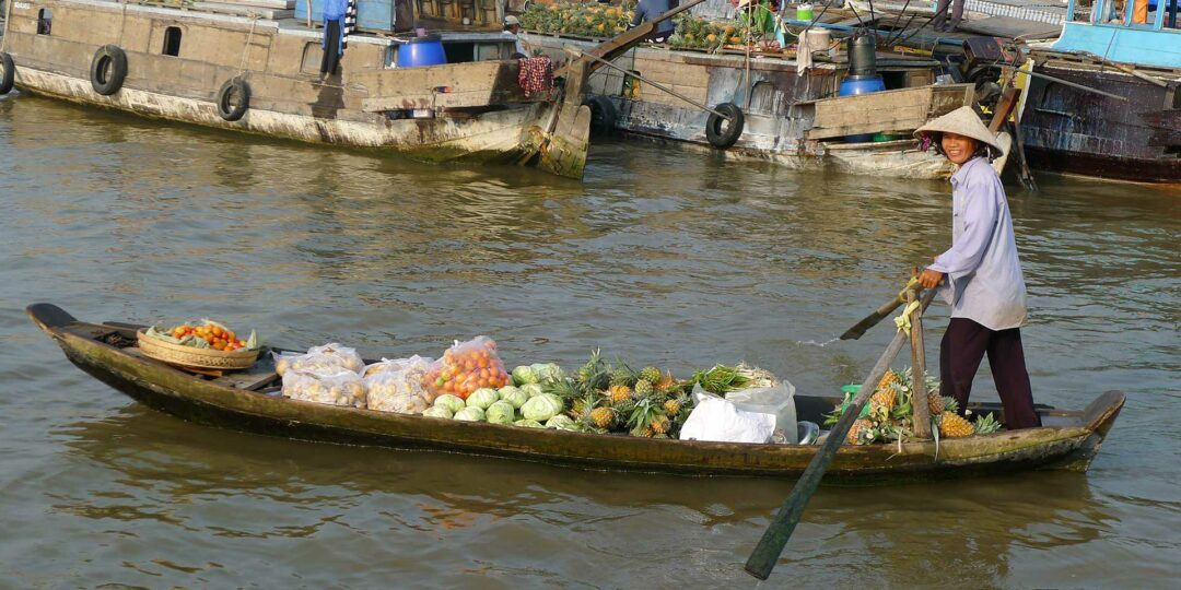Cruising the Mekong Delta: Saigon to Phnom Penh
