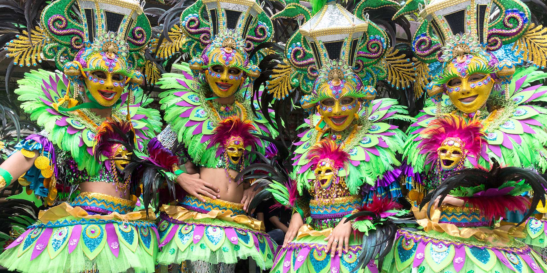 Bacolod Masskara: Festival of Faces