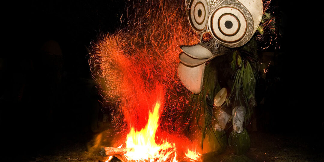 Eternal Flames: the Fire Dancers of Papua New Guinea