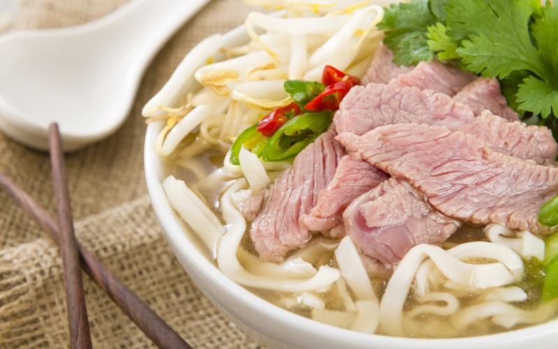 Vietnam's iconic dish, pho