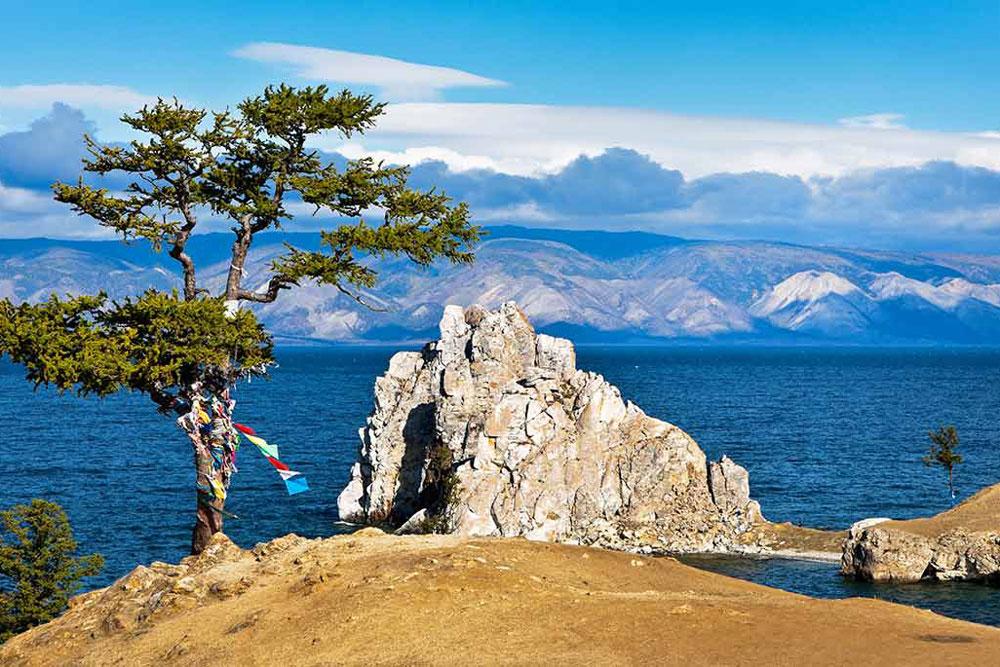 Lake Baikal – Siberia