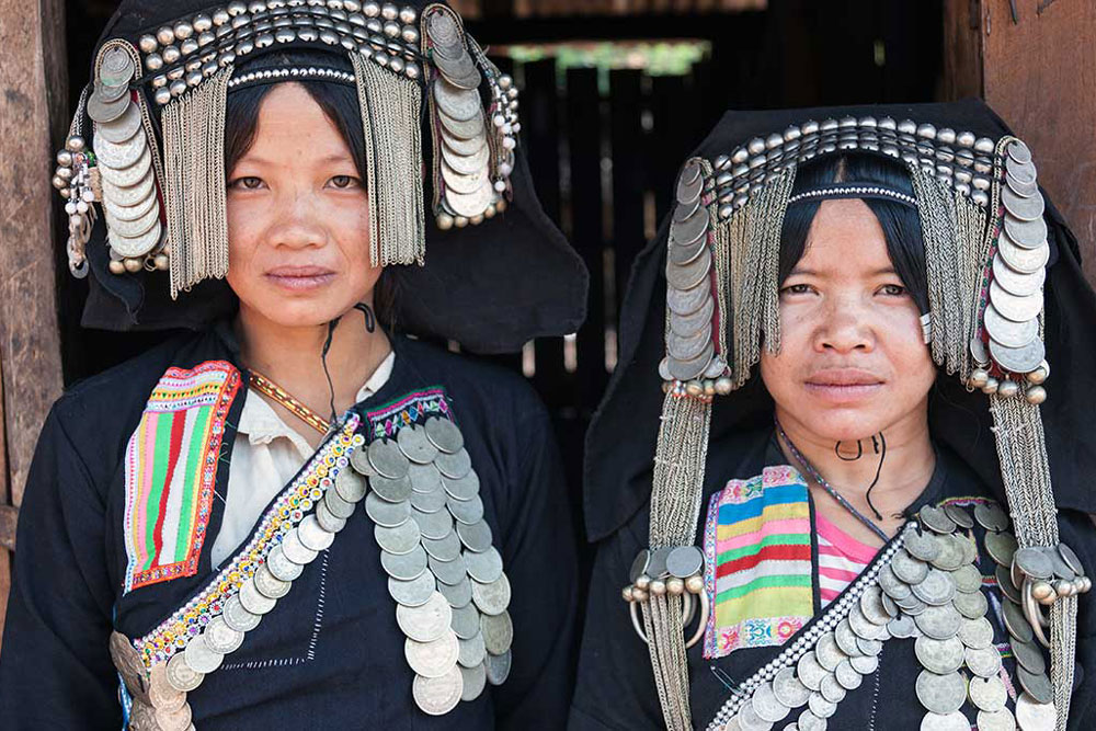 Tribes of Phongsali