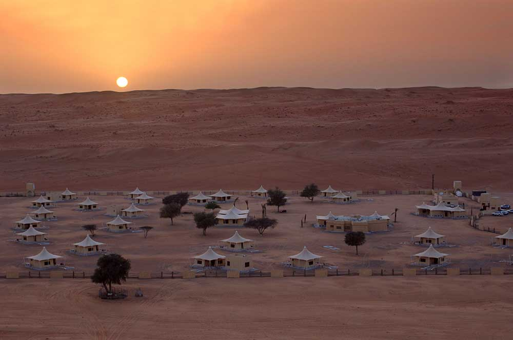 Desert Nights Camp, Wahiba Sands, Oman