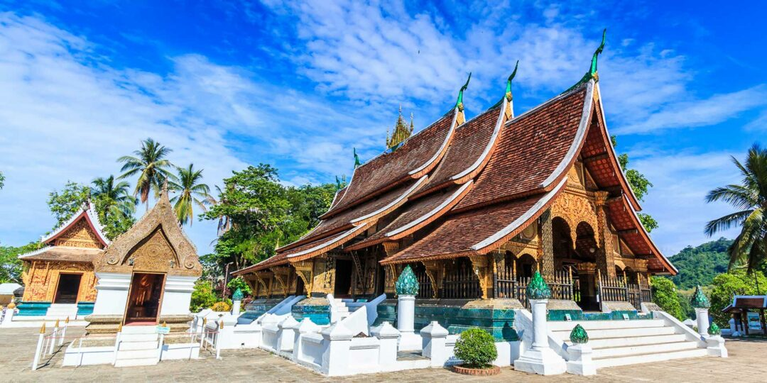 Glittering Gold and Ancient Stones – Architecture in Laos