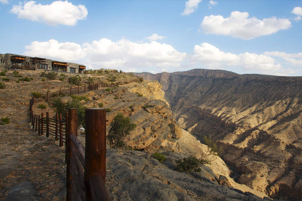 Alila Jabal Akhdar Resort