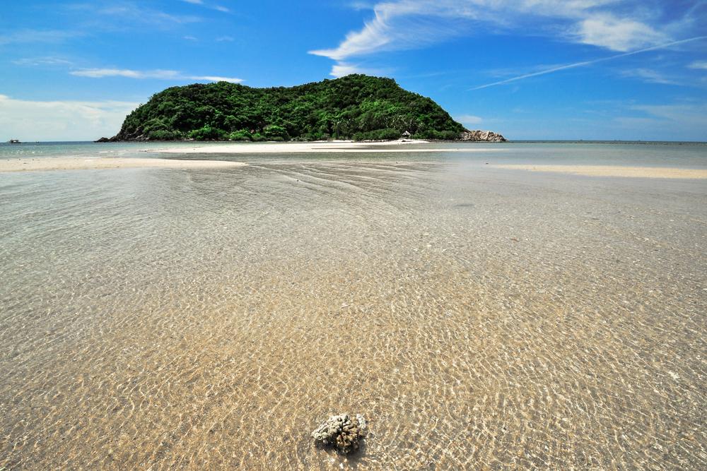 Water Beach in Koh Phangan