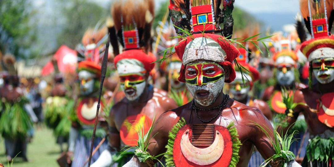 Boys' Trip in Papua New Guinea