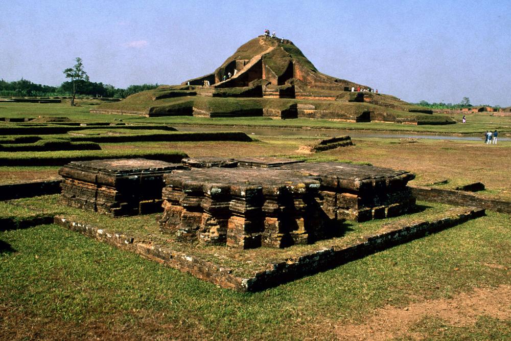 Buddhist Vihara at Paharpur
