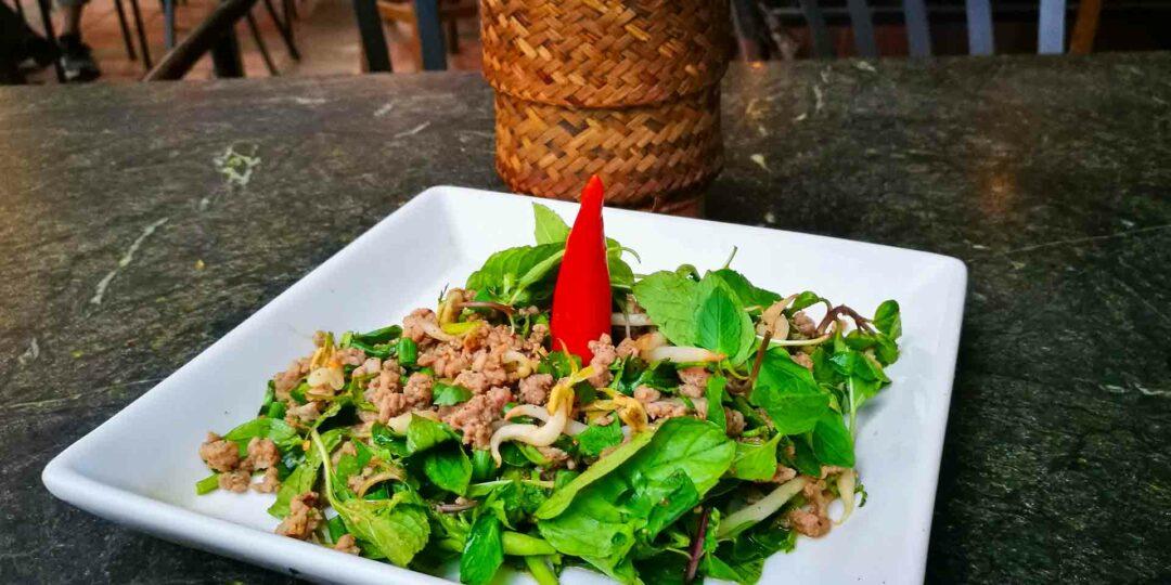 Cuisine in Laos