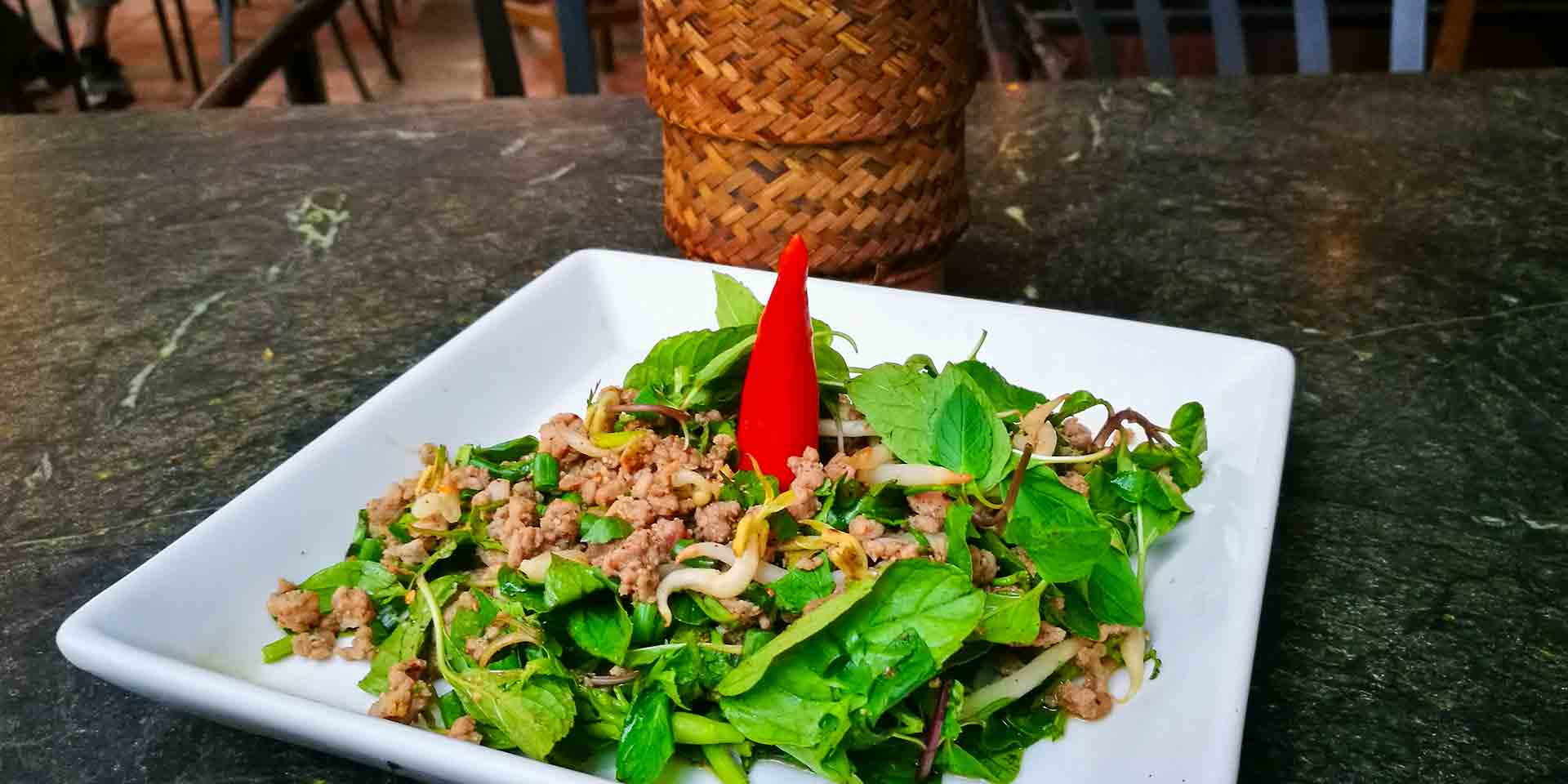 Cuisine in Laos