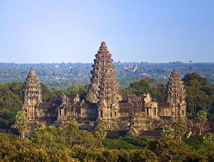 Amazing Angkor Wat Temple
