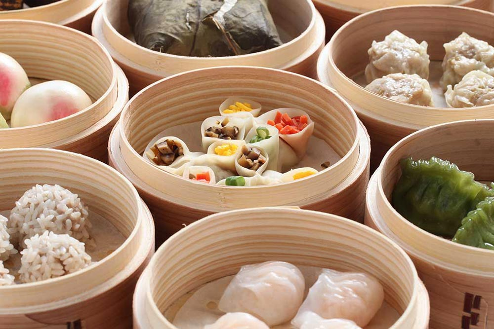 Dim Sum- Hong Kong's top dishes