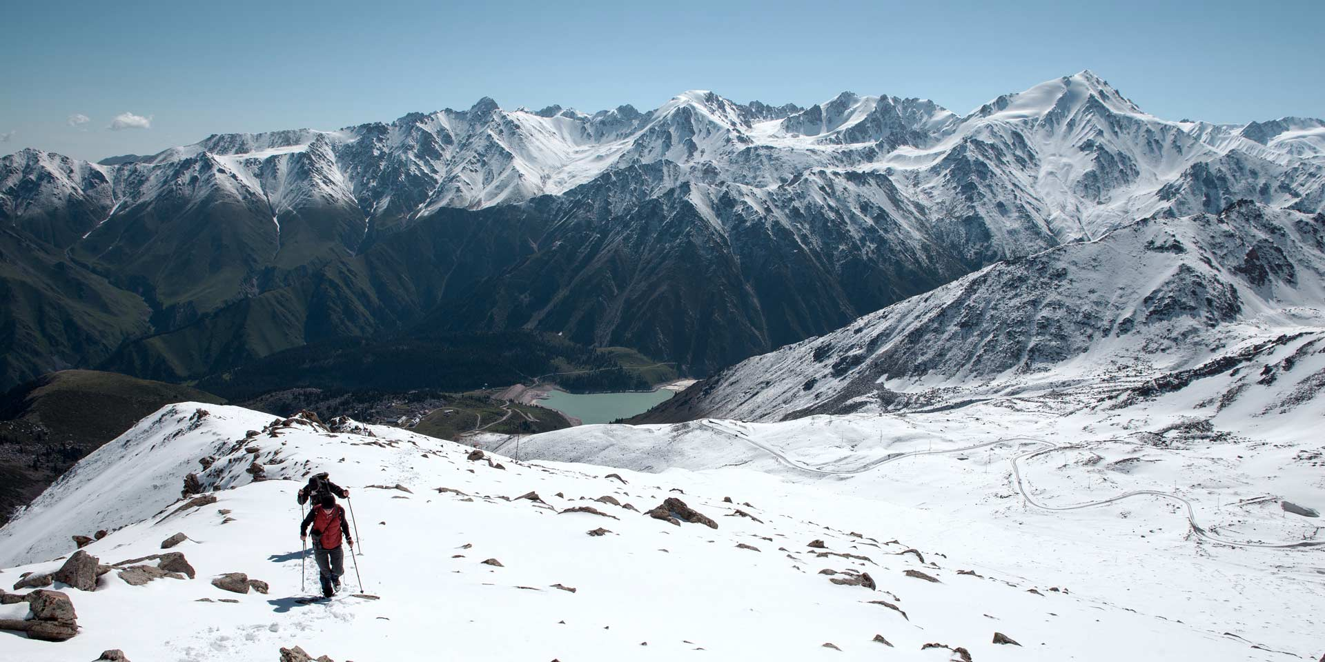 Trekking the Wild Side of Kazakhstan: Undiscovered, Untamed and Unreal