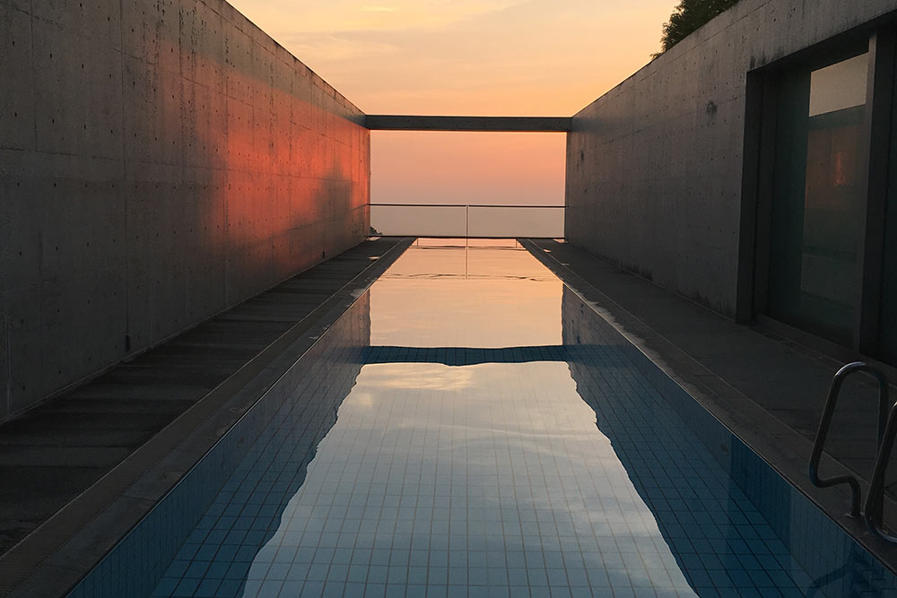 Sunset Pool