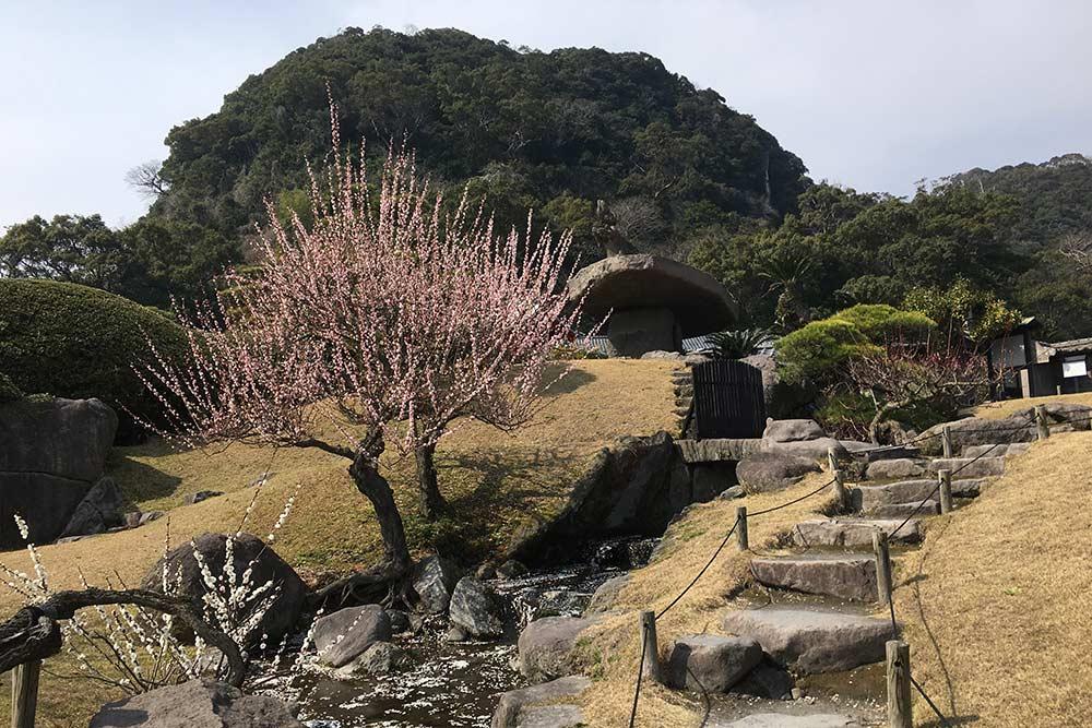 Senganen Garden