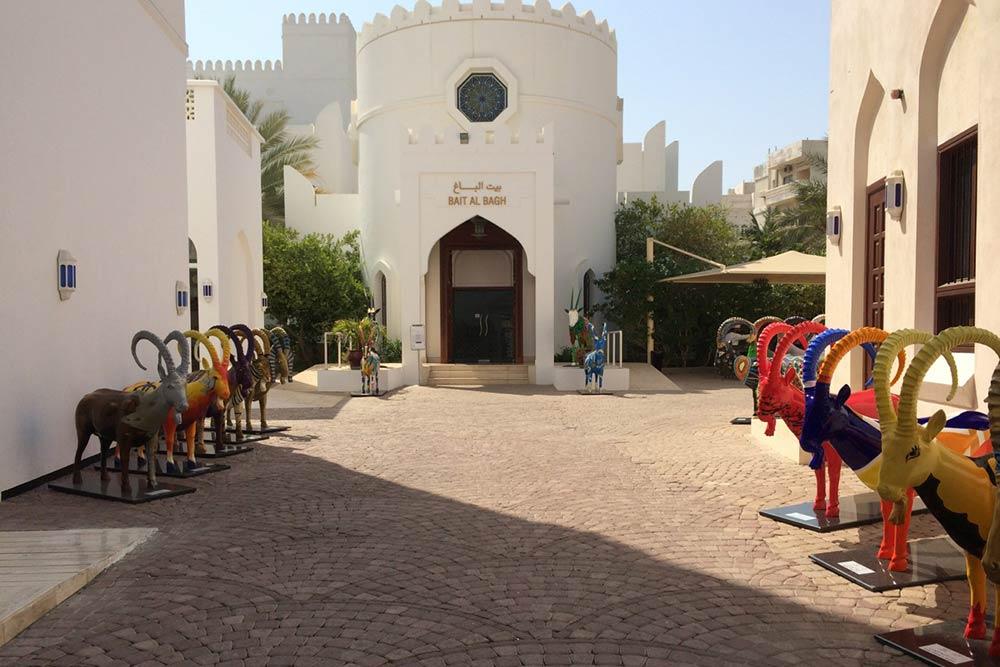 Bait Al Zuabir Museum