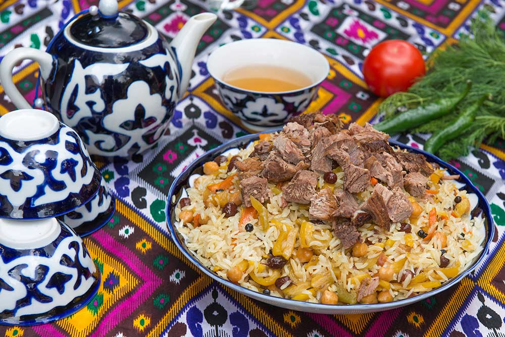 Central Asian cuisine - Plov