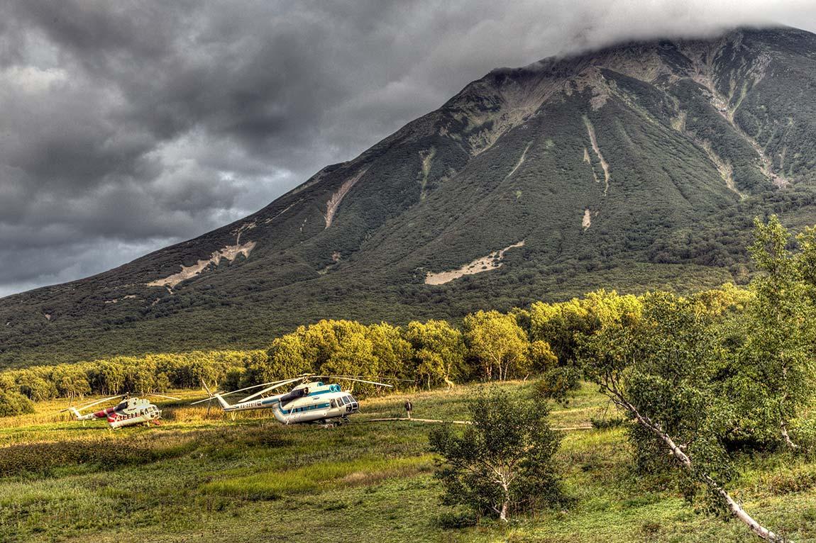 Journey to Kamchatka. Part 3. Mount Camel 46