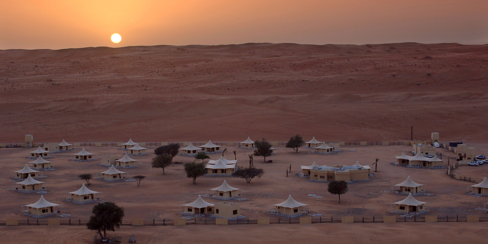 Arabian Nights: Glamping in the Desert