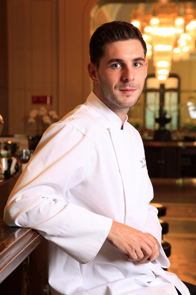 David THIERY — Chef of Brasserie FLO BeijingDavid-Thiery