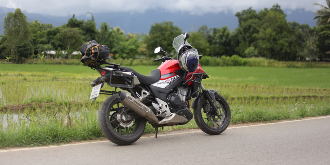 Two Wheels on Thailand's Route 1095