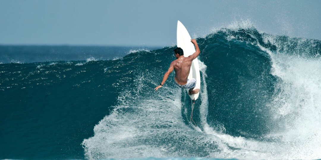6 Sensational Surfing Destinations in Indonesia