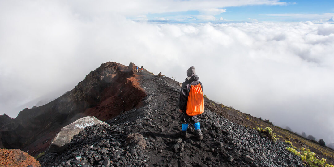 To the Volcano's Edge: 4 Days on Mount Rinjani