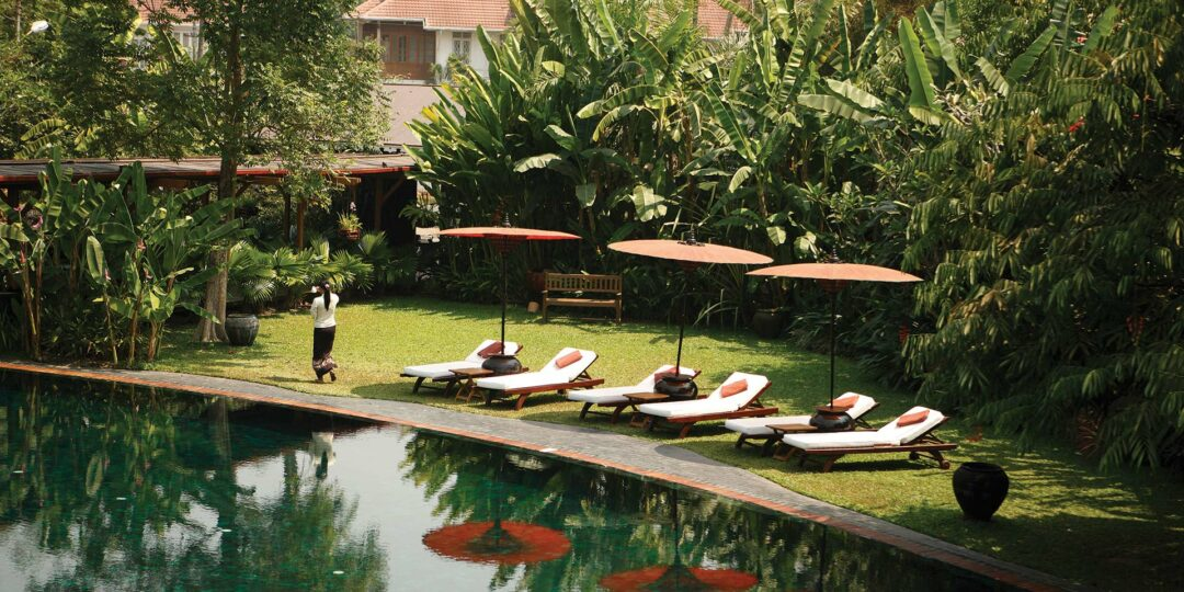 Top 5 Luxury Accommodations Near Myanmar's Premier Attractions