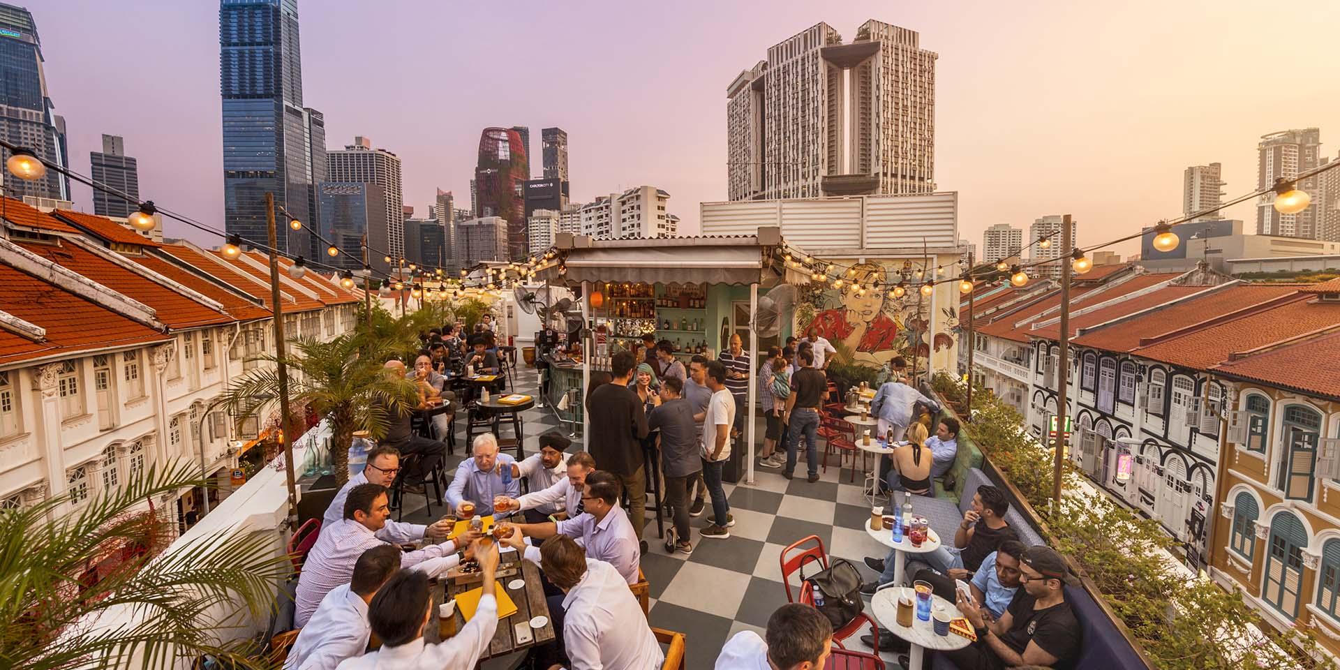 5 Unbeatable Nightlife Hotspots in Singapore