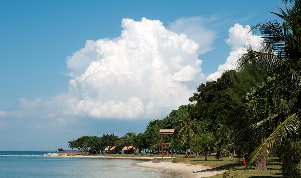 How To Go Kusu Island From Marina Bay