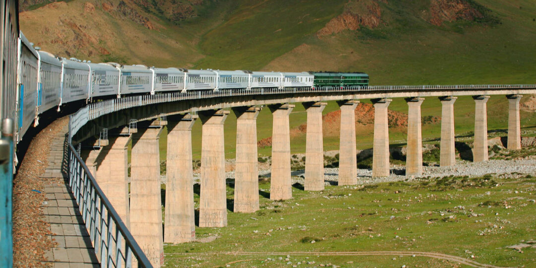 Golden Eagle's New Tibet and China Rail Discovery Route Set to Take Off