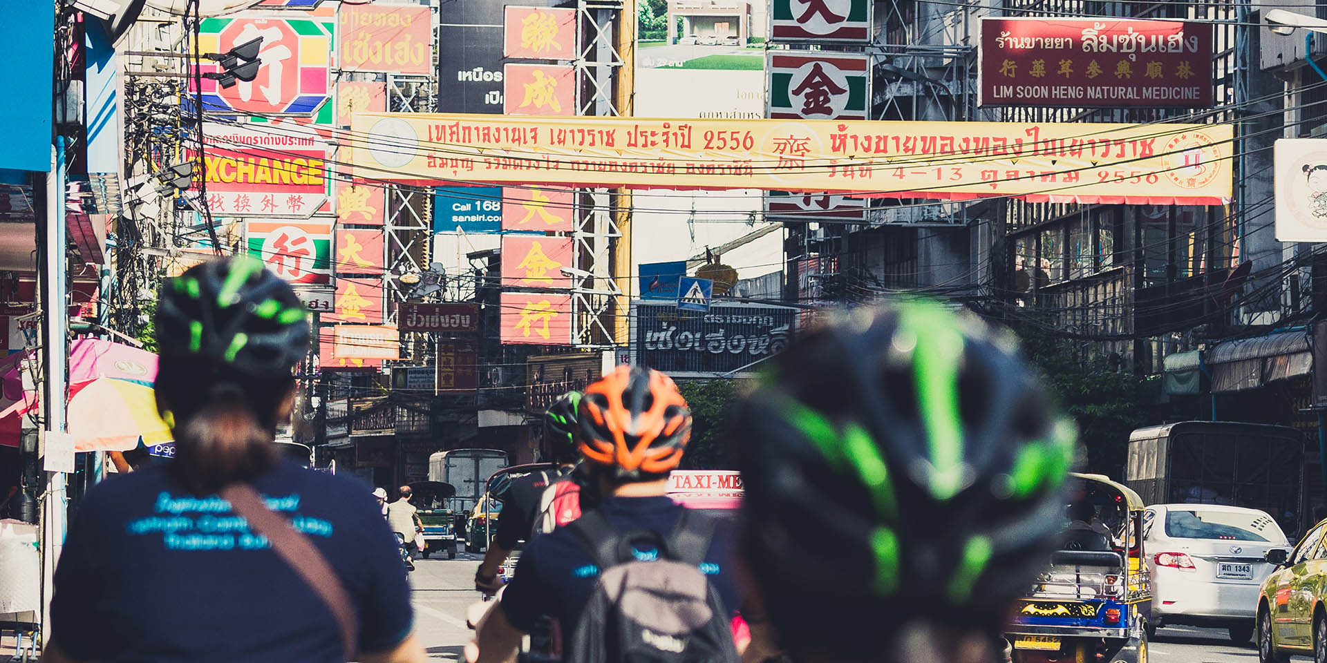 5 Best Ways to See Bangkok by Bike