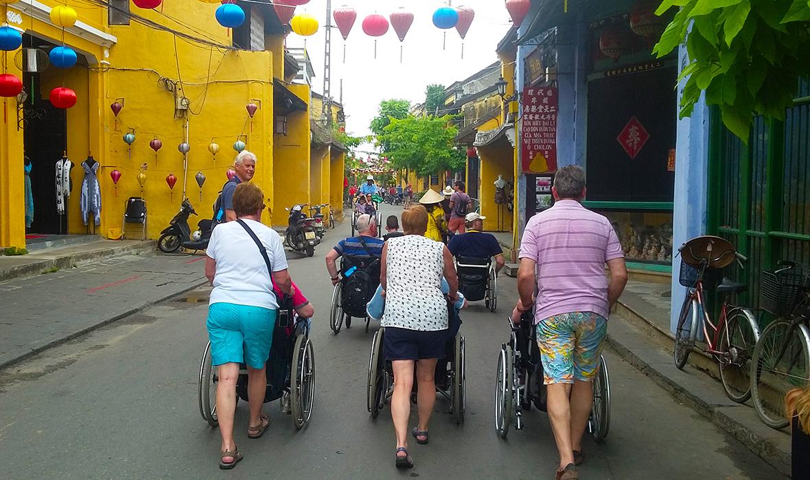 Hoi An - street