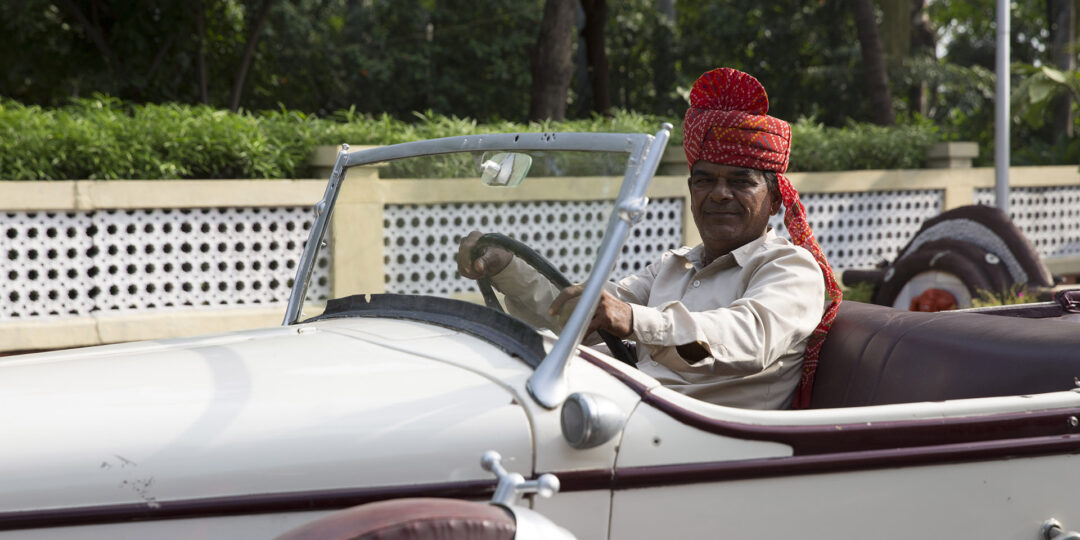 A Drive Back in Time: Antique Autos on India's Backroads
