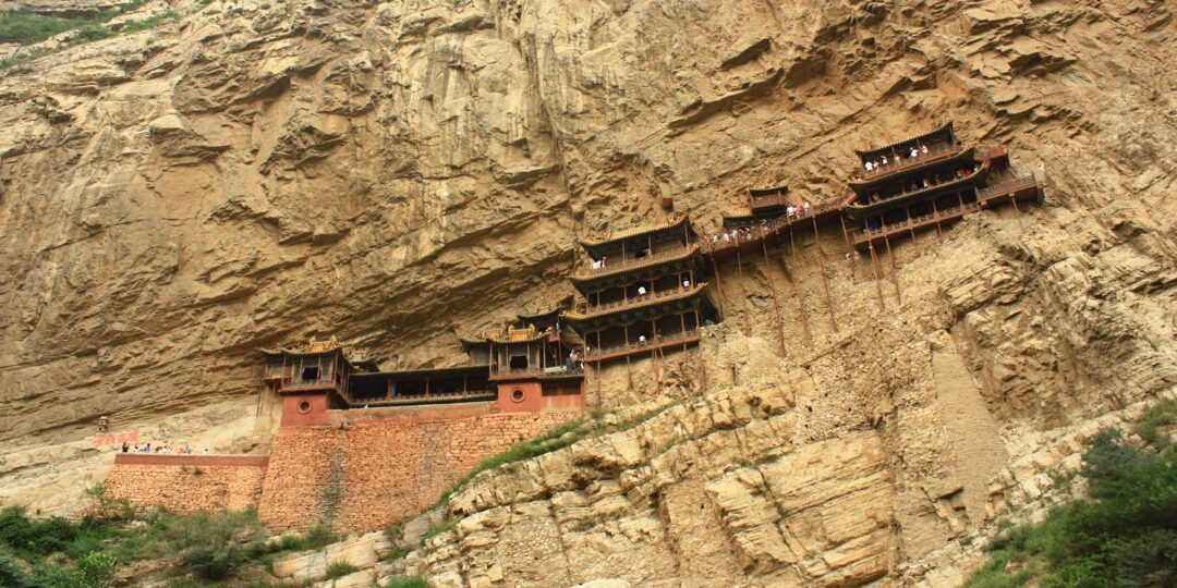 Shanxi Journey: History and Temples in the Sky