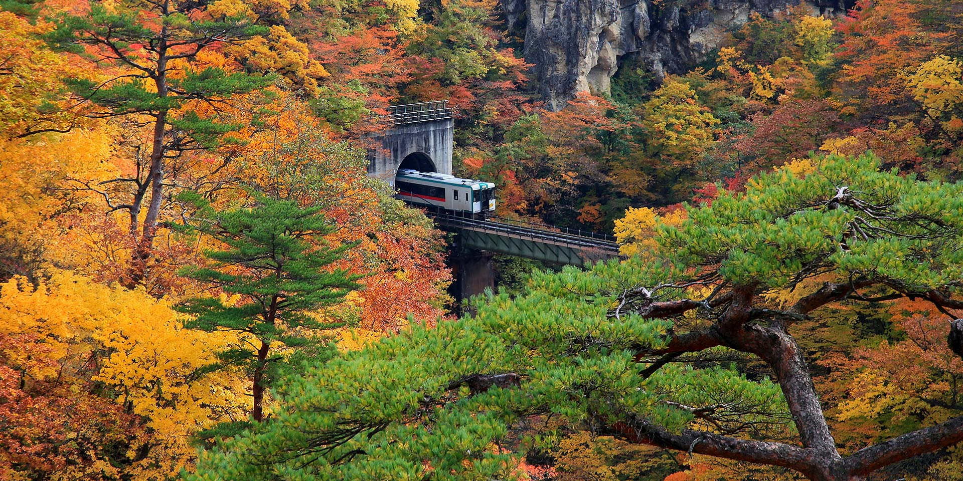 Fall Foliage Guide to Tohoku